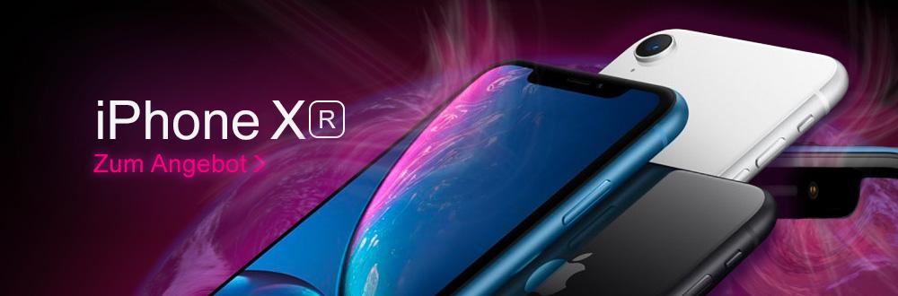 iPhone Xr mit Vertrag und Vertragsverlängerung