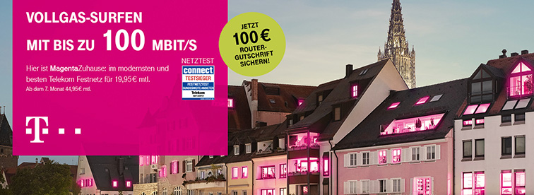 Telekom Entertain TV (Neuvertrag) für Privatkunde