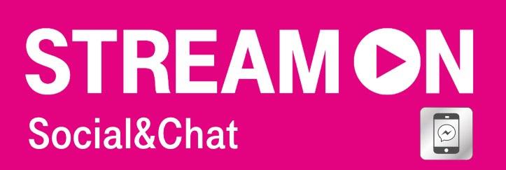 StreamOn Social&Chat