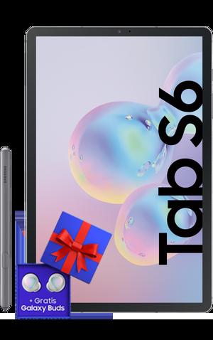 Das Samsung Tab S6 mit Galaxy Buds