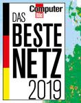 Telekom Mobilfunk-Netztest Sieger 2019