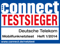 connect Testsieger Telekom