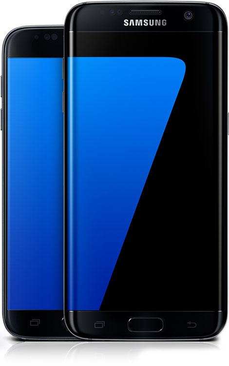 Galaxy S7-S7-edge Galaxy S7 Familie