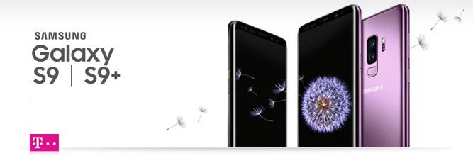 Samsung Galaxy S9 / S9+ bestellen