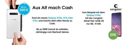Aus Alt mach Cash | Mobileforyou