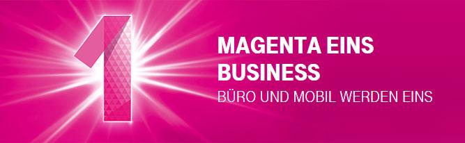 MagentaEINS Business Vorteil für Geschäftskunden