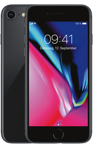 Apple iPhone 8 | congstar AllnetFlat Plus Online mit Vertrag