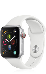 Apple Watch Series 4 (GPS + Cellular) Alu 40mm Sport mit Vertrag