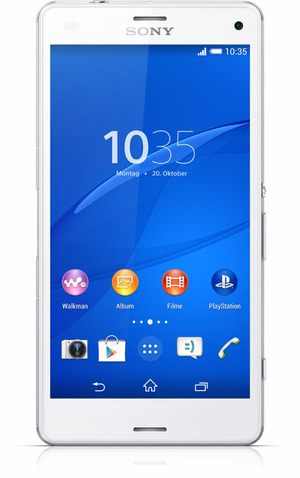 Sony Xperia Z3 Compact mit Vertrag