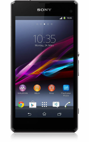 Sony Xperia Z1 Compact mit Vertrag