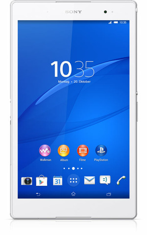 Sony Xperia Z3 Tablet Compact mit Vertrag