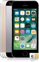 congstar Allnet Flat Plus mit Apple iPhone SE 64GB zum Aktionspreis