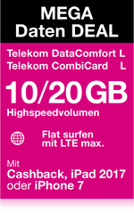 Telekom Data Comfort Mega Deal