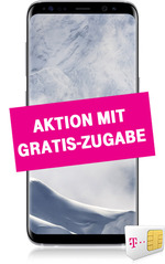Samsung Galaxy S8 Plus Aktion mit Gratis-Zugabe