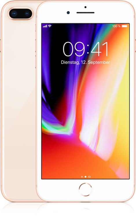 iphone 8 plus mit vertrag t mobile telekom congstar. Black Bedroom Furniture Sets. Home Design Ideas
